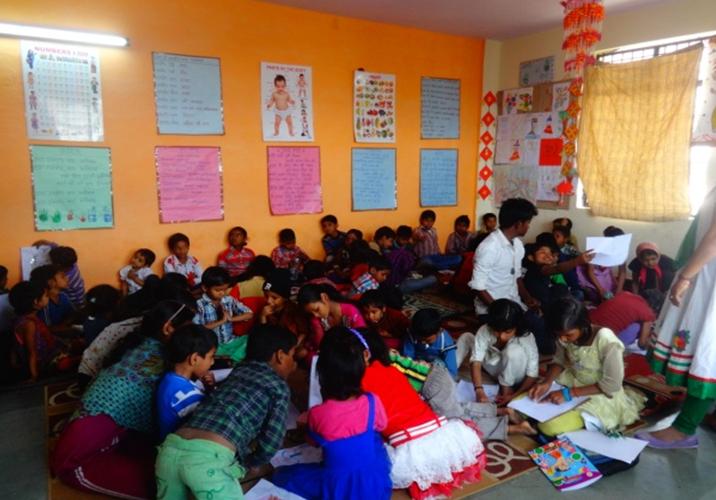 Hoshiyarpur Ugta Suraj Centre - supporting education in villages