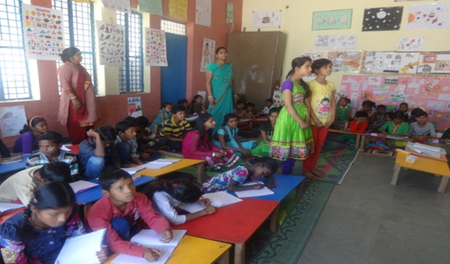 helping poor childerns to get them educated